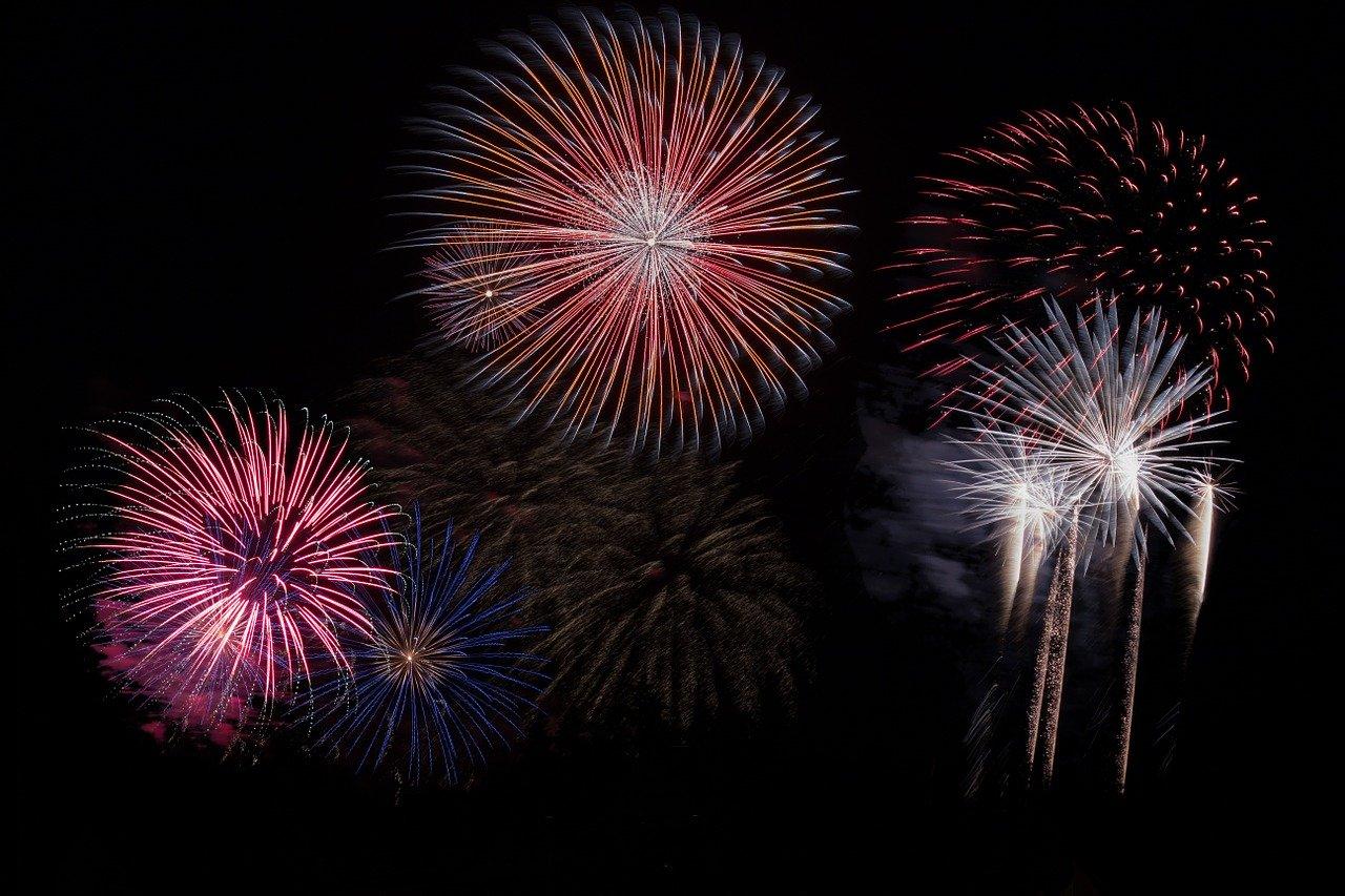 花火 月 2020 6 年 1 日 6月1日は夜空を見上げよう 全国花火業者が一斉に花火を打ち上げ